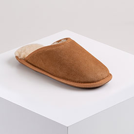 Ladies Shaftsbury Sheepskin Slippers