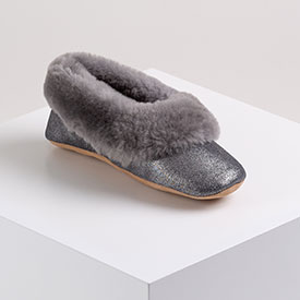 Ladies Queen Sheepskin Slippers