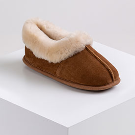Ladies Classic Sheepskin Slippers