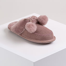 Ladies Kensal Sheepskin Slippers