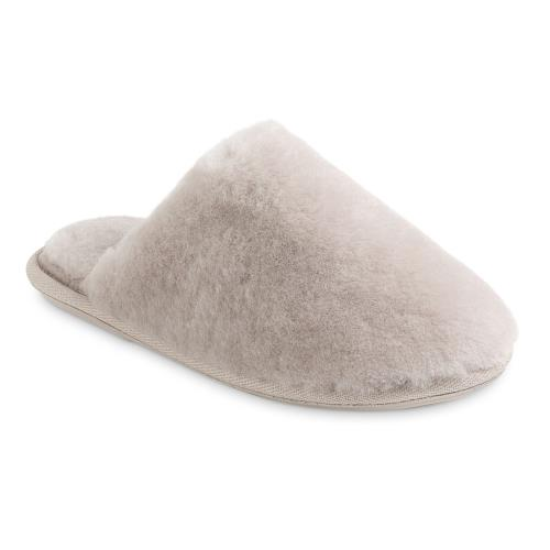 Ladies Wooly Sheepskin Slippers Cloud