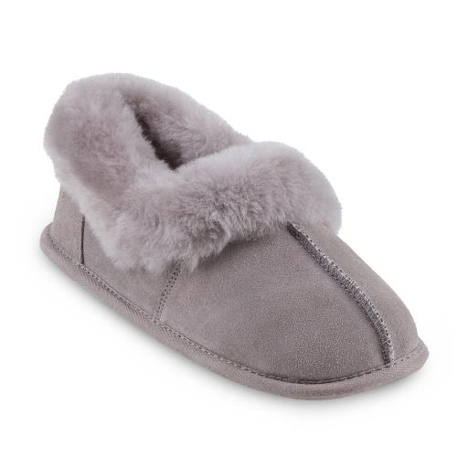 Ladies Classic Sheepskin Slippers Dove