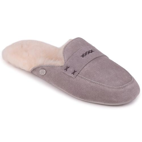 Ladies Helena Sheepskin Slider Dove