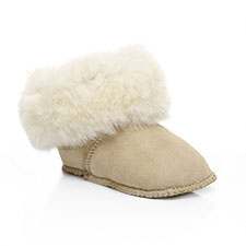 Babies Albery Sheepskin Booties