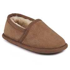 Boys Mini Garrick Sheepskin Slippers