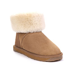 Ladies Cornwall Sheepskin Boots