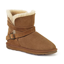 Ladies Durham Sheepskin Boots