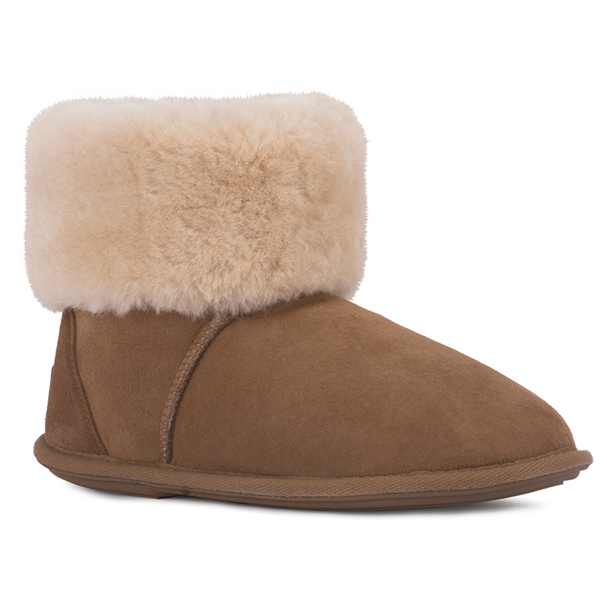 00ae430548a Ladies Albery Sheepskin Slippers