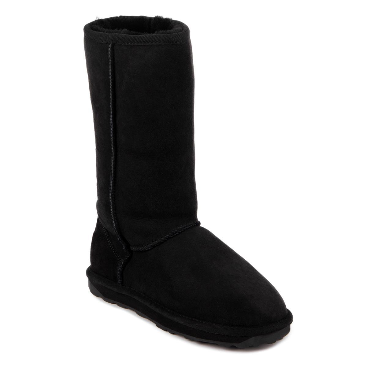 Ladies Tall Classic Sheepskin Boots Just Sheepskin