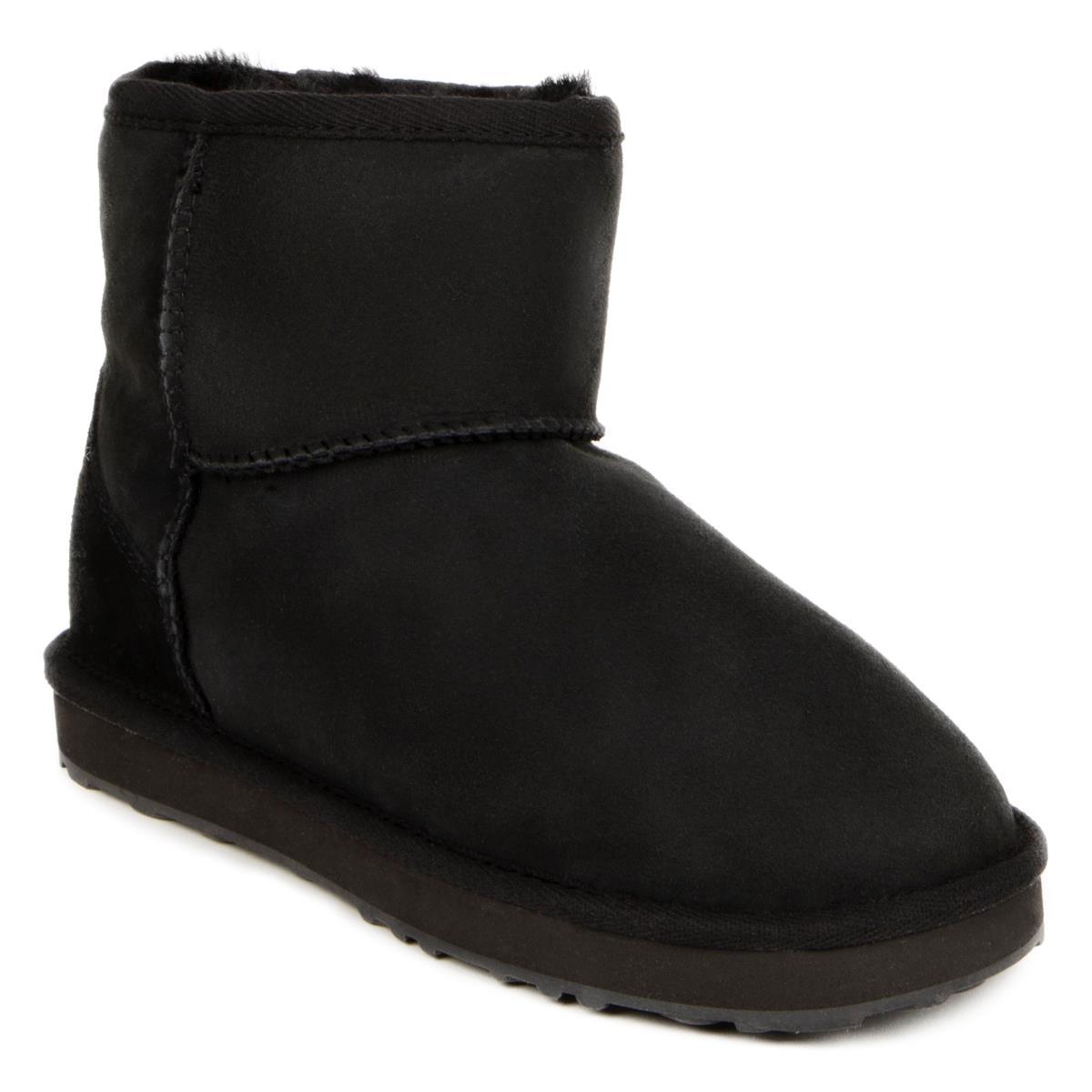 Ladies Mini Classic Sheepskin Boots